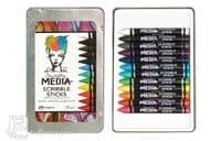 Dina Wakley Media - Scribble Sticks